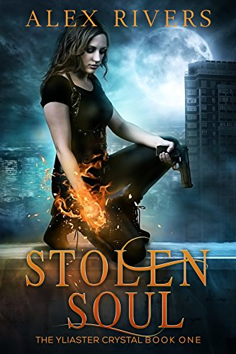 Stolen Soul (Yliaster Crystal Book 1) cover