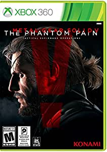 Metal Gear Solid V The Phantom Pain - Xbox 360 Standard Edition