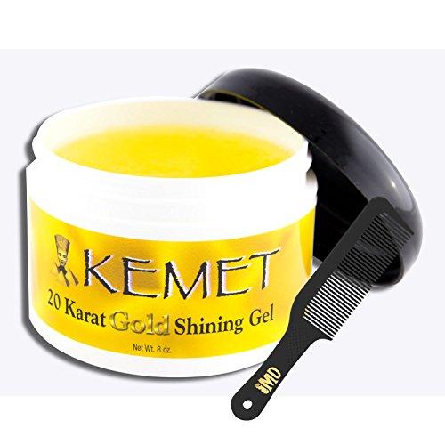 Kemet 20 Karat Gold Shining Gel  1