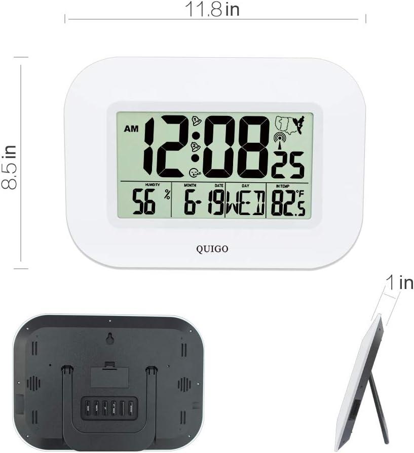Amazon coupon code for Atomic Digital Wall Clock Large Alarm