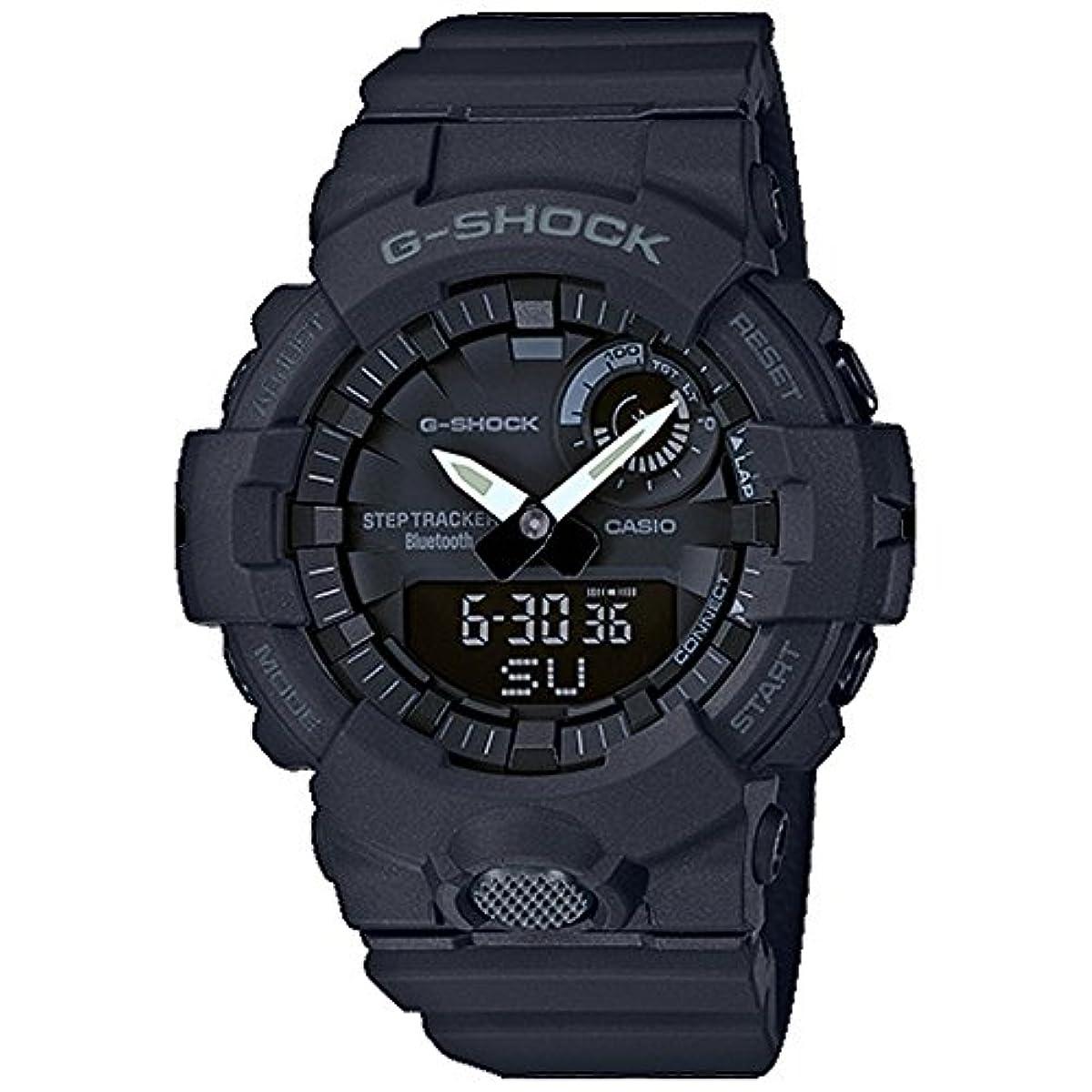 [해외] CASIO (카시오) 손목시계 G-SHOCK 지샥(지샥 G-SHOCK 지샥) 「G-SQUAD(G・스쿠왓도)」GBA-800-1A 맨즈 해외 모델 [ 병행수입품 ]