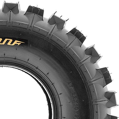 Sun F A027 ATV Tire 22x11x9,6 PLY,Rear by SunF (Image #9)