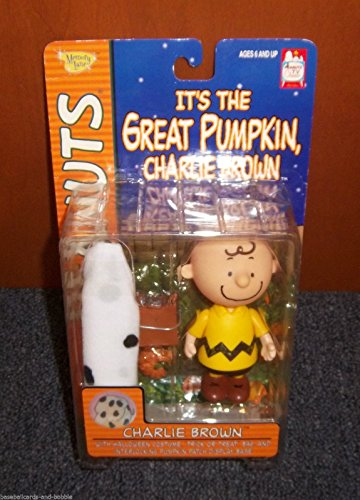 Peanuts CHARLIE BROWN It's the Great Pumpkin w/