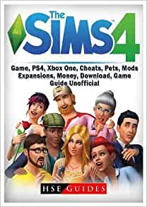 Sims 4 Game, Ps4, Xbox One, Cheats, Pets, Mods, Expansions