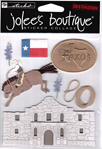 jolees-boutique-dimensional-texas-alamo-rodeo-theme