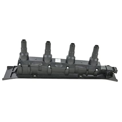 Amazon.com: Direct Ignition Coil Cassette Pack Black NEW for Saab 9-3 9-5 Turbo 4 Cyl: Automotive