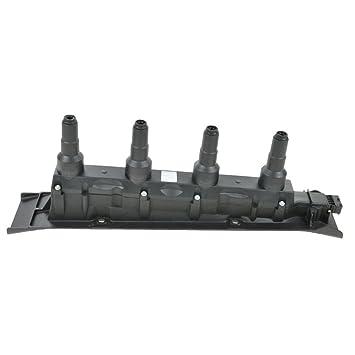 Direct Bobina de encendido Cassette Pack Negro Nuevo para Saab 9 - 3 9 - 5 Turbo, 4 cilindros: Amazon.es: Coche y moto