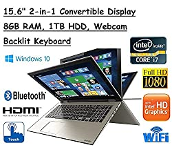 Newest Flagship Model Toshiba Satellite 15.6