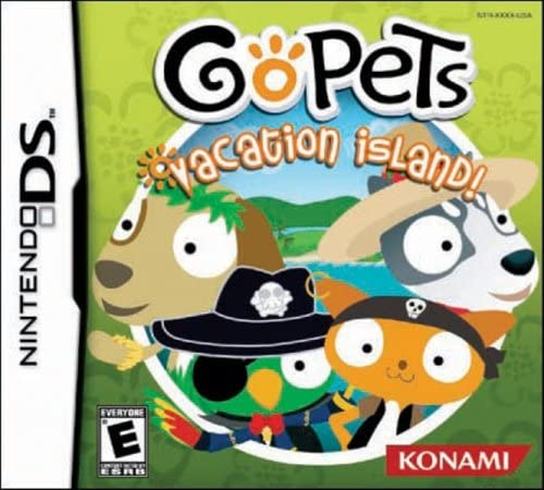 Go Pets: Vacation Island (輸入版:北米) DS: Amazon.es: Videojuegos