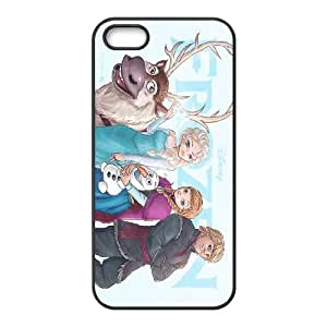 frozen,anna and elsa,snowman frozen forever series protective cover For Iphone 4 4S case cover SB4554359
