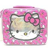 Hello Kitty Irridescent Glitter Deluxe Lunch Kit