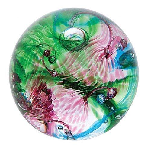 Caithness Glass Unlimited Joy Blau Briefbeschwerer B00W1XHSBS   Sonderaktionen zum Jahresende