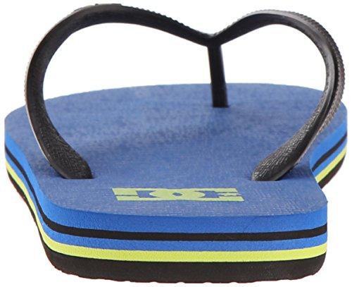 DC Spray Sandale Blau / Blau / Gelb