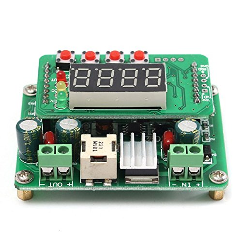B3603 3A DC-DC 6-40V Digital Step Down Module Adjustable Buck Converter - Arduino Compatible SCM & DIY Kits