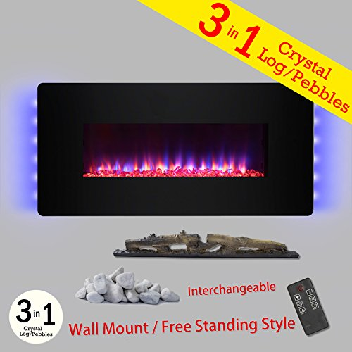 22 electric fireplace - 7