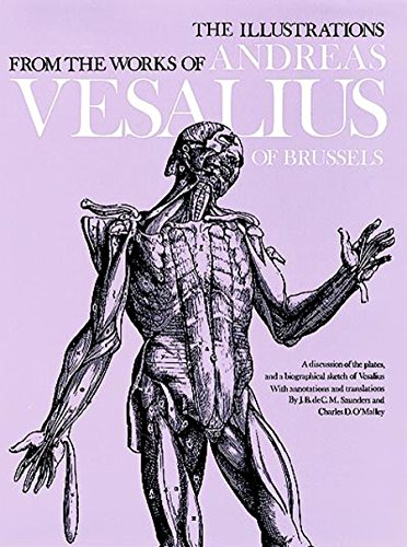 Amazon the illustrations from the works of andreas vesalius of the illustrations from the works of andreas vesalius of brussels dover fine art history fandeluxe Choice Image