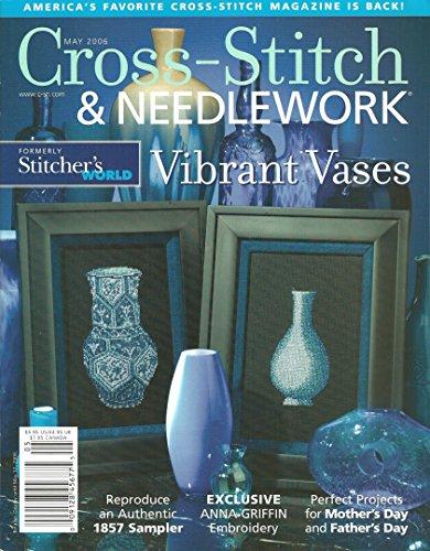 Cross-Stitch and Needlework Magazine - May 2006