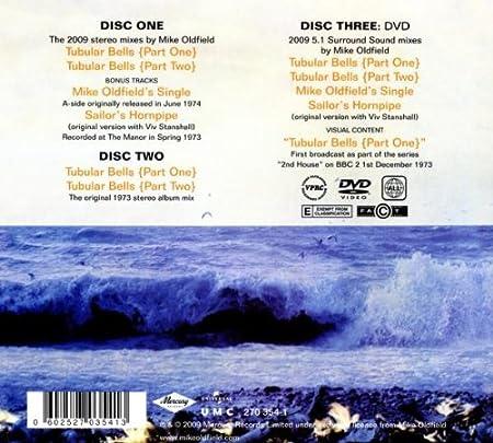 MIKE OLDFIELD - Tubular Bells - Amazon.com Music