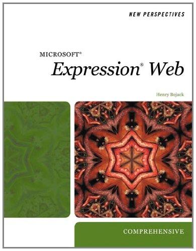 New Perspectives on Microsoft Expression Web, Comprehensive pdf epub