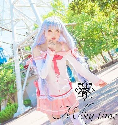 [milky time] 벽람항로 아주르레인 니콜라 의상 제복 게임 구축함 코스프레 코스튬 cosplay 니콜라스