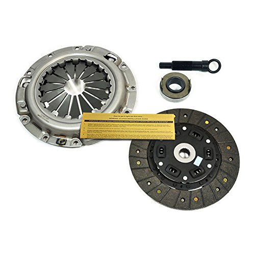 EFT HEAVY-DUTY CLUTCH KIT 1992-1996 MITSUBISHI EXPO LRV 2.4L 4CYL ()