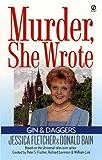 Murder, She Wrote: Gin and Daggers (Murder She Wrote Book 1)