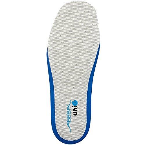 Abeba - Calzado de protección para hombre Azul azul 36