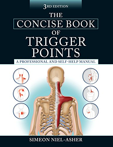 The Concise Book of Trigger Points, Third Edition: A Professional and Self-Help Manual