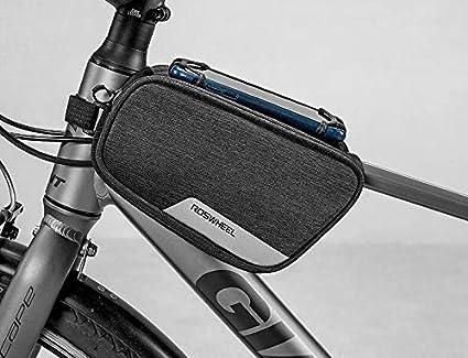 KUANDARMX Bolsa Bicicleta Funda de Silicona para teléfono Pulpo ...