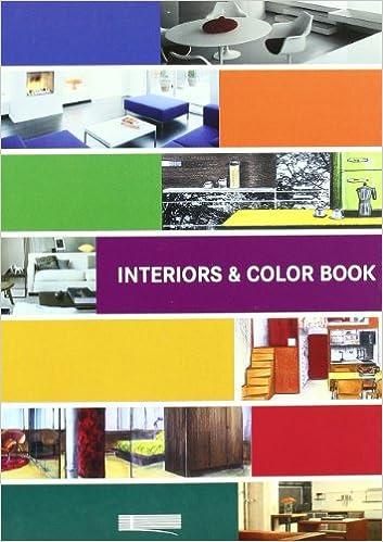 Amazon.com: INTERIORS & COLOR BOOK (Spanish Edition ...