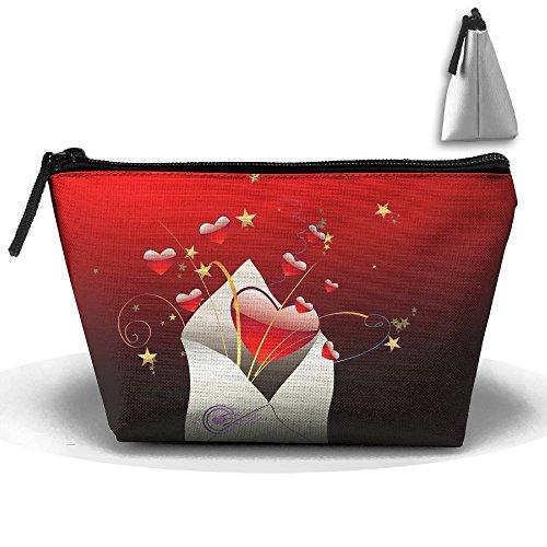 L-Love-You High-capacity Storage Bag Multi-purpose Storage Bag Portable Bag Trapezoidal Storage Bag by Khuighbv (Image #1)