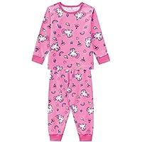 Pijama Infantil Menina Estampa Unicórnios Brandili
