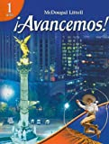 Avancemos: Level 1, MCDOUGAL LITTEL, 061859406X