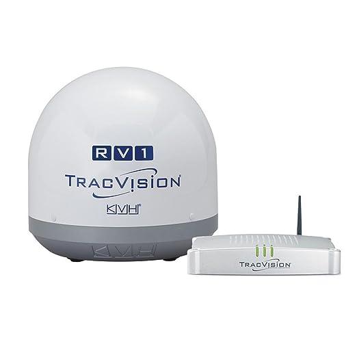 Review KVH TracVision RV1 (53259)