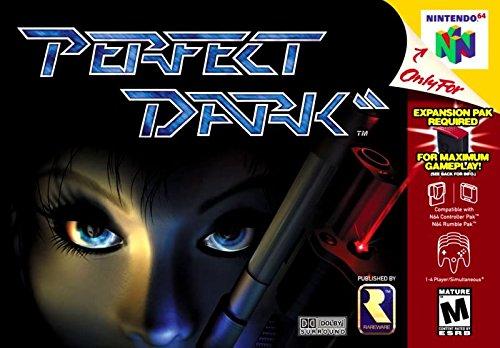 Perfect Dark - Platform