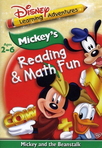 Disney's Learning Adventures - Mickey's Reading Math and Fun - Mickey and the - Spring Math 5