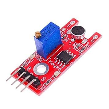 MYAMIA Módulo De Sensor De Sonido De Micrófono Ky-038 5Pcs ...