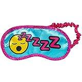 Three Cheers for Girls Sleep Mask (Sleeping Emoji)