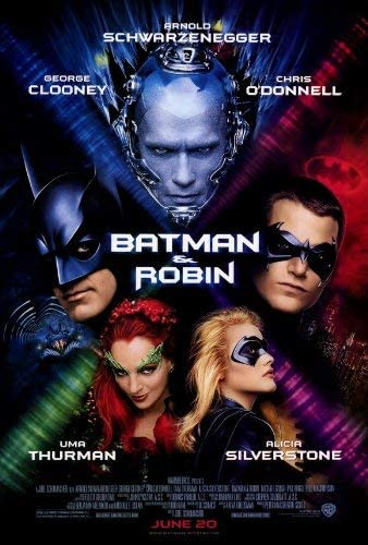 Image result for batman and robin poster