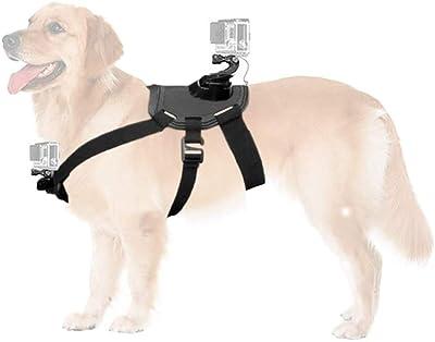 W&Z Dog Chest Strap Harness Camera Accessories