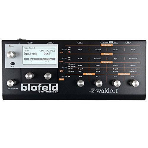 Check Out This Waldorf Blofeld Module Black