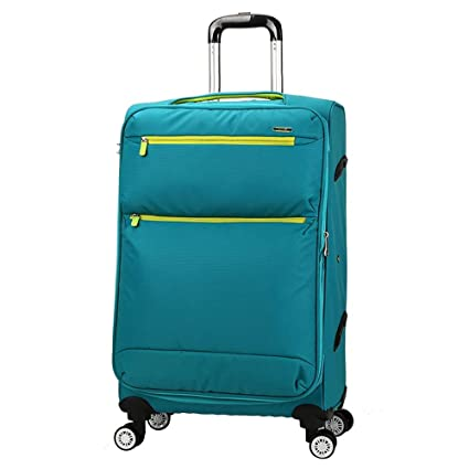 0a09a62ac5fb Amazon.com: Wetietir Luggage Suitcase Super Lightweight 4 Wheel ...