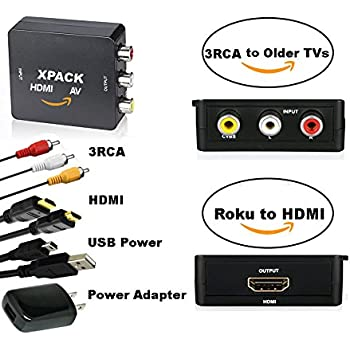 how to connect home theater to tv without hdmi