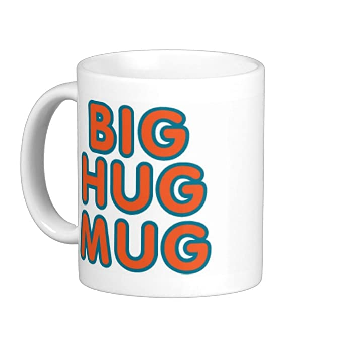 Amazon Big Hug Mug 11oz15oz Ceramic Mug 11oz Kitchen Dining