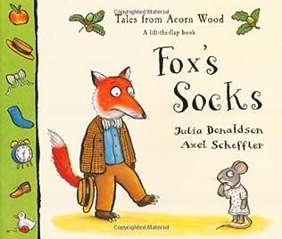 book cover of Fox\'s Socks