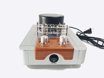 Qinpu – A-6000 MKII – integrado/amplificador de auriculares