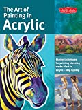 img - for The Art of Painting in Acrylic: Master techniques for painting stunning works of art in acrylic-step by step (Collector's Series) book / textbook / text book