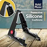 Portable Stand for Acoustic and Classical Guitars