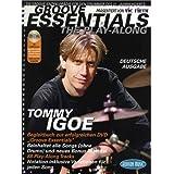 Tommy Igoe: Groove Essentials - The Play-Along (Deutsche Ausgabe). Für Schlagzeug