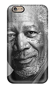 Shirley P. Penley's Shop Lovers Gifts New Arrival Case Cover With Design For Iphone 6- Morgan Freeman XVPKGHJBK44FK9TD